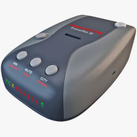 3d radarhawk t2 radar detector model