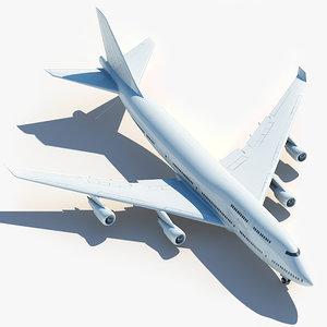 boeing 747 400 max