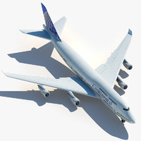 Boeing 747 Continental