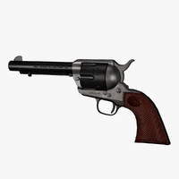 Colt .45 Single Action Revolver