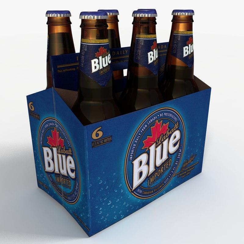 pack labatt blue