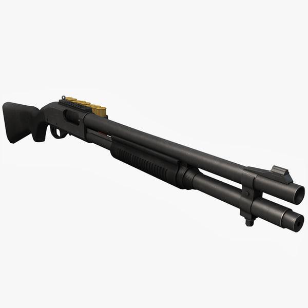 remington 870 max