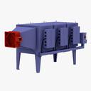 Waste Disposal Unit 3D models