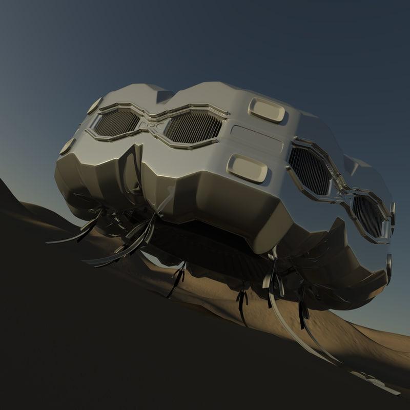 ufo desert 3ds