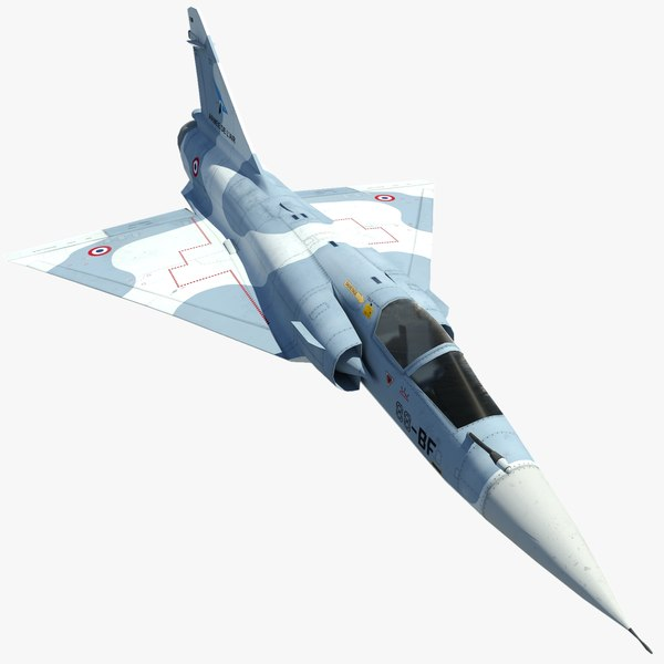 french fighter mirage 2000 3ds
