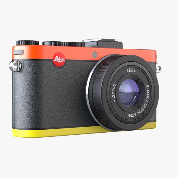 3ds max digital camera leica