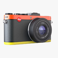3ds max digital camera leica