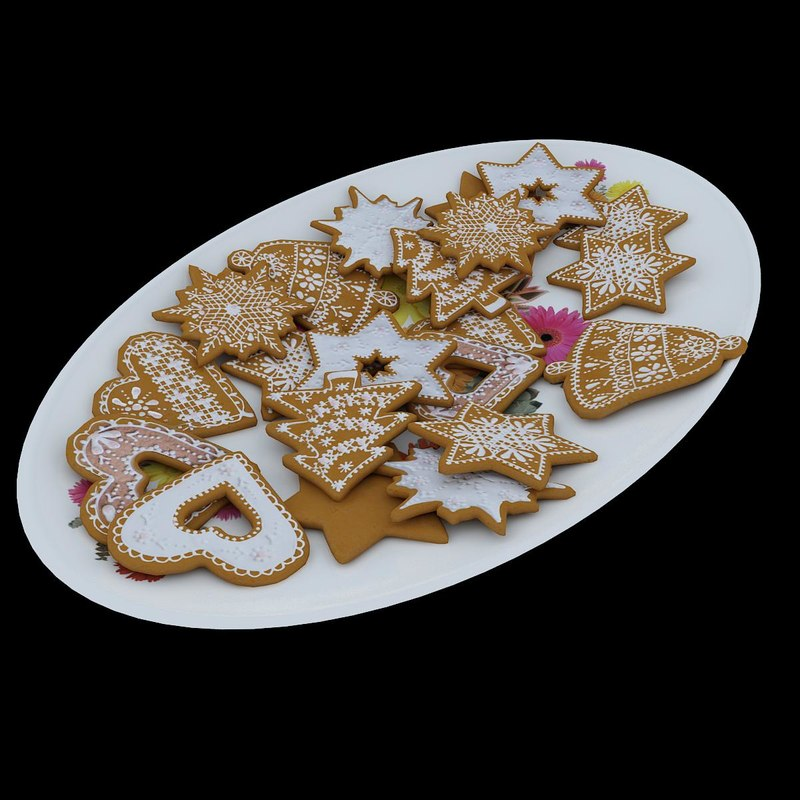 3d honeycakes 1 model