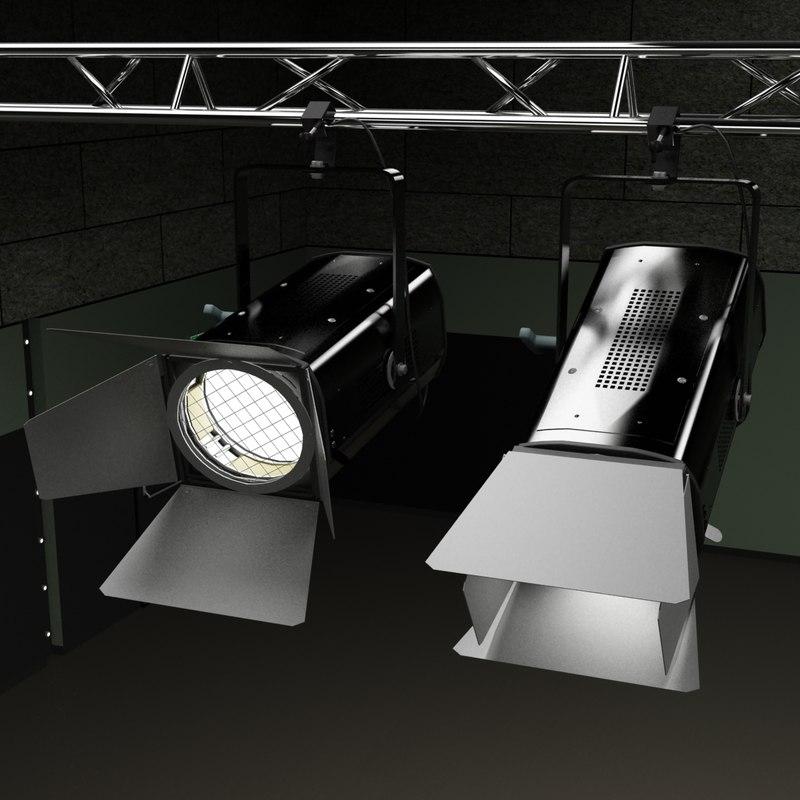 3ds pc 1000w spotlight