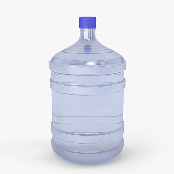 bottle water plastic max