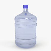Plastic Bottle for Water Coolers
