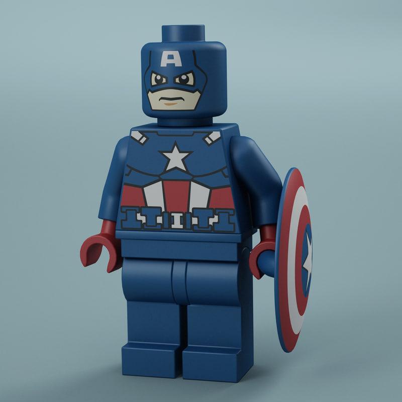 max lego america