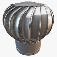 Industrial Roof Turbine