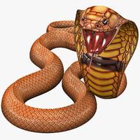 Snake Cobra Pose 6