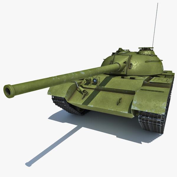 t-54 soviet union main lwo