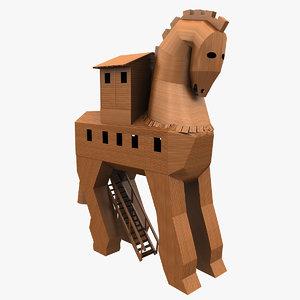 trojan horse troja 3ds