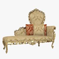 abbondoi arredam alexandra chaise lounge max
