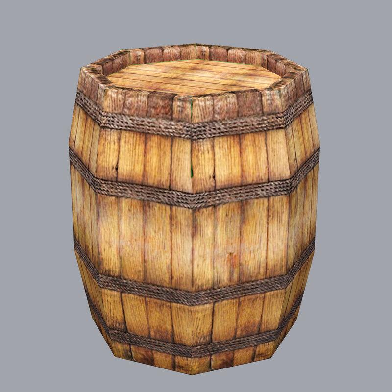 directx old barrel