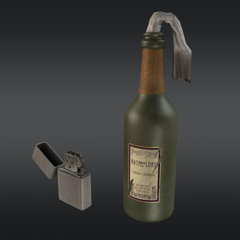 3ds max molotov cocktail