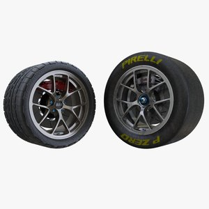 3dsmax cars bbs fi wheels