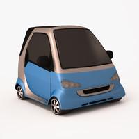 Smart Toon Car