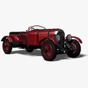 xsi bentley 1928 car