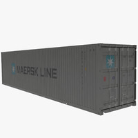 max maersk line 40ft container