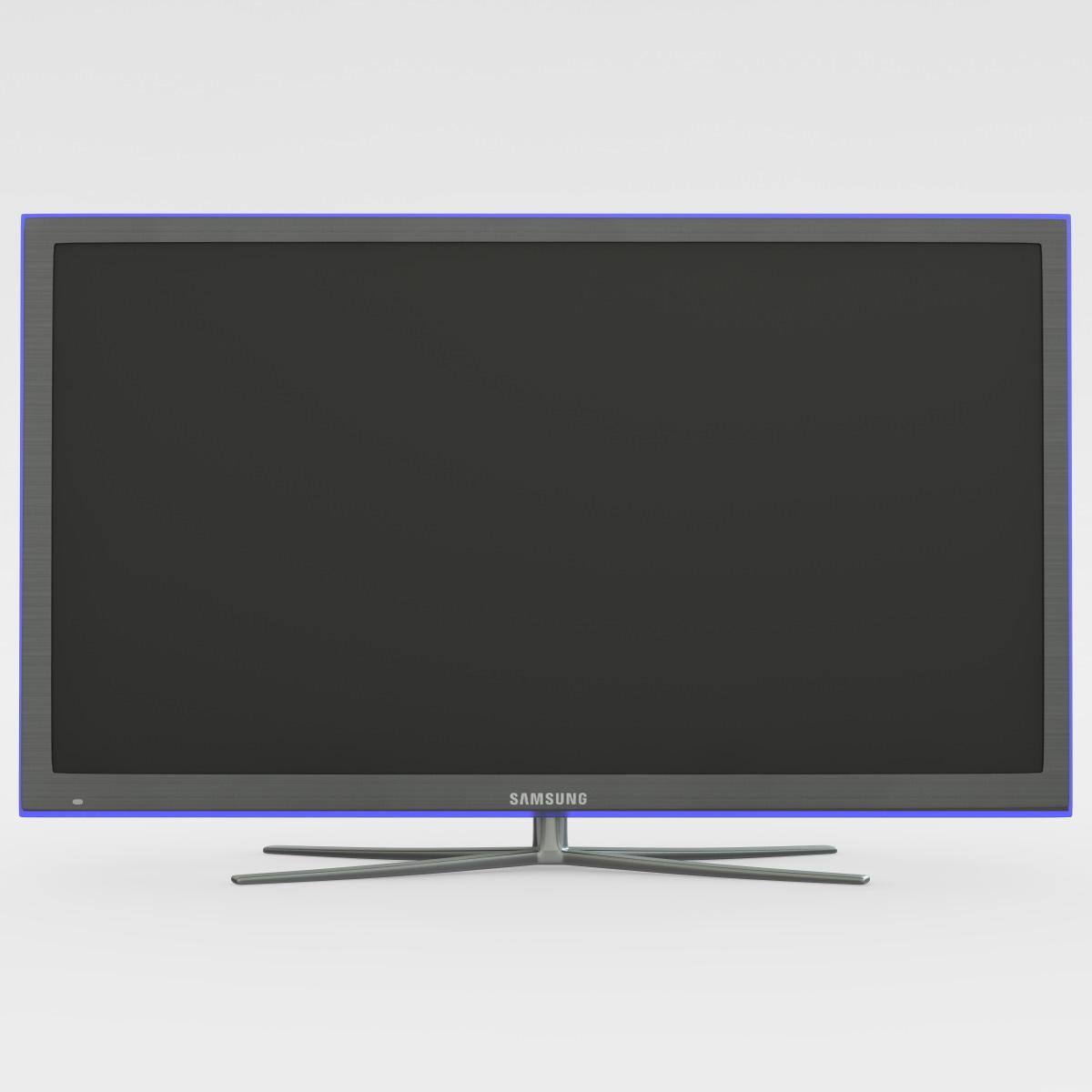 3d samsung d8000 tv television model