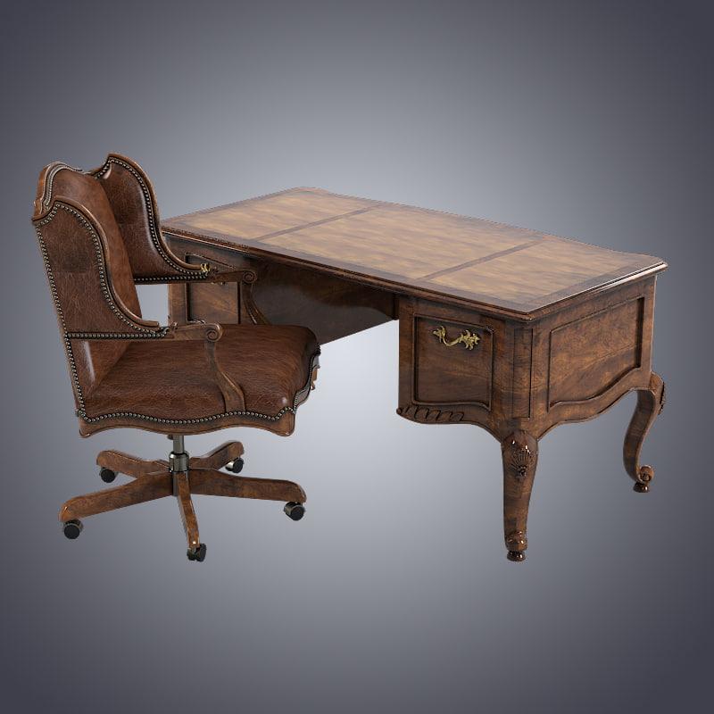 Max Century Office Home Desk