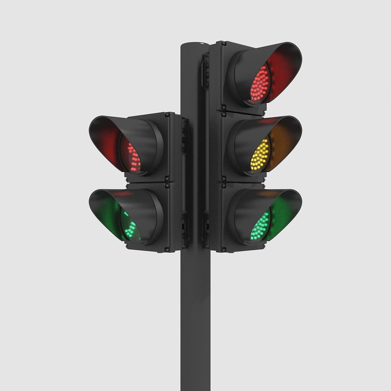 street traffic light max