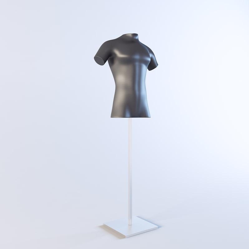 3ds max mannequin male