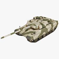 Brazilian Battle Tank EE-T1