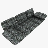 arabian floor sofa 3ds