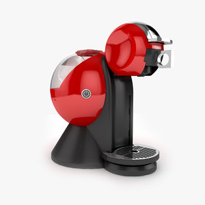 3ds max dolce gusto creativa