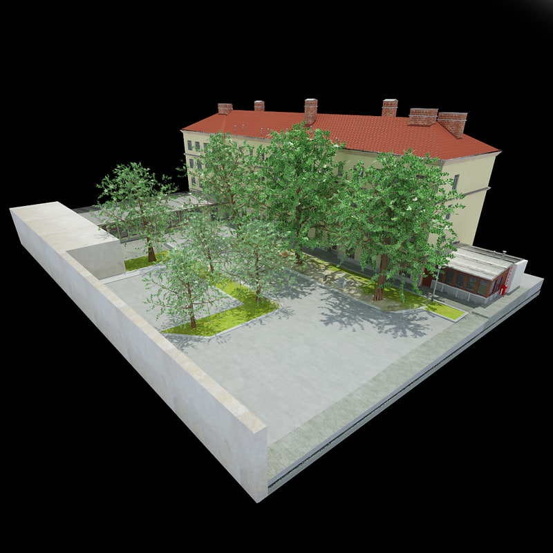 3d old national building 1