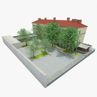 3d old national building 1