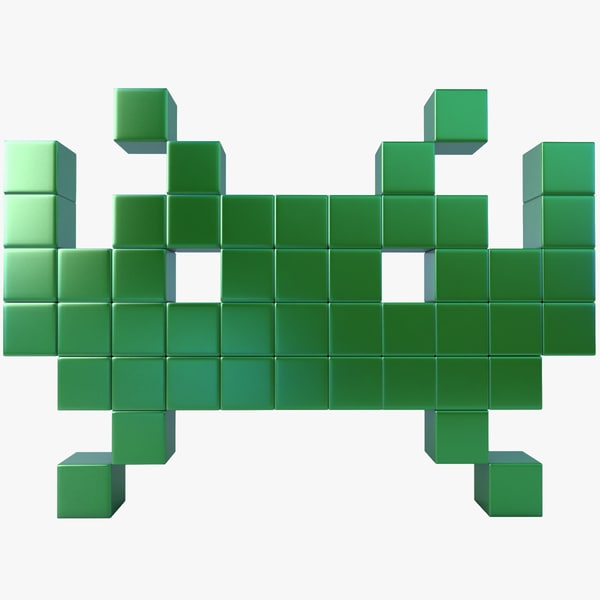 space invaders 3ds