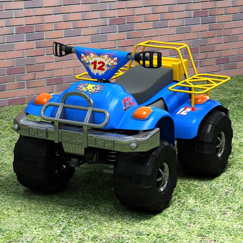 battery powered toy car 3ds