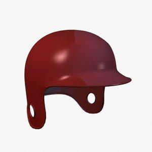 3ds batting helmet