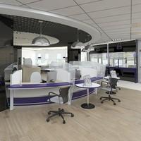 Bank Scene