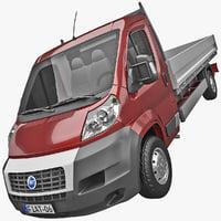 Fiat Ducato Dropside