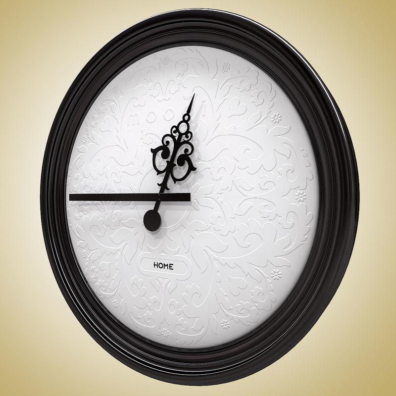 max clock moooi