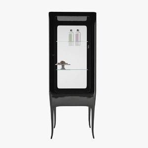 small cabinet bisazza bango 3d max