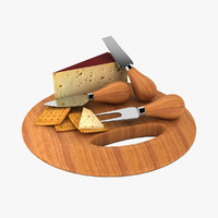 Cheese Board 1