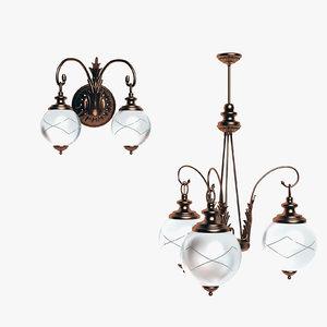 sconces chandeliers prearo max