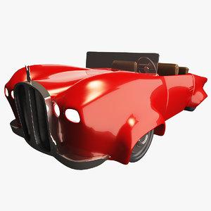 3d model of custom