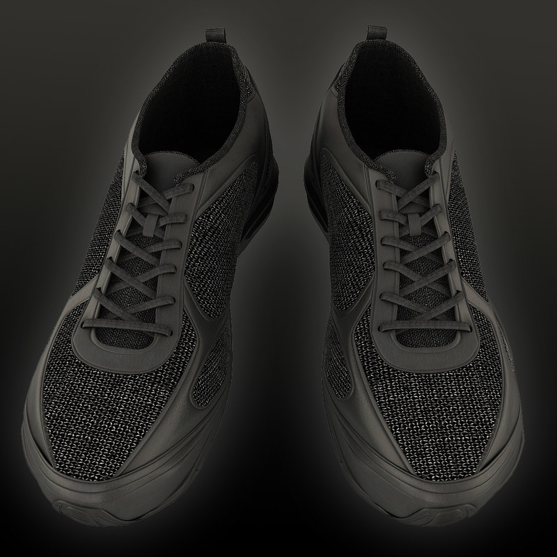 realistic shoes
