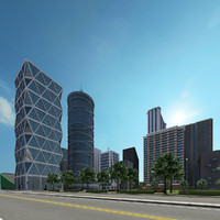New City 1B (5 Blocks)