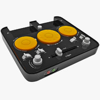Ispin DJ Mixer For iPod