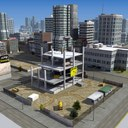 Construction Site 3D models